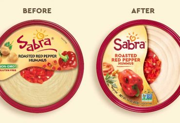 One Very Popular Hummus Company Recently Redesigned Their Packaging – Why?