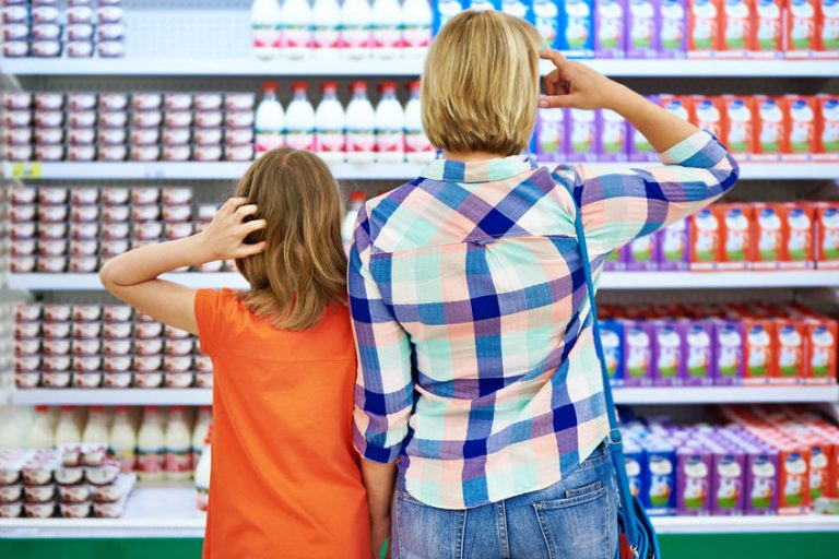 How Shoppers Respond to Packaging Colors